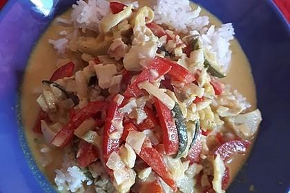 Curry-Fisch Ragout 6