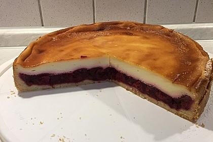 Kirsch - Schmand - Kuchen 4