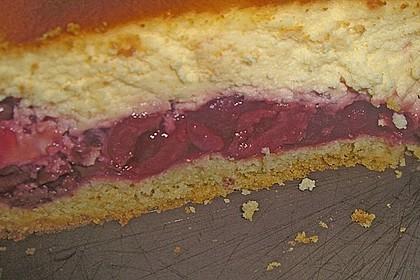 Kirsch - Schmand - Kuchen 28