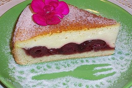 Kirsch - Schmand - Kuchen 1