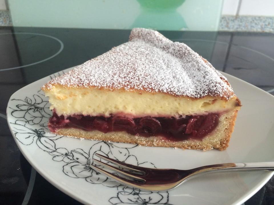Kirsch   Schmand   Kuchen 1