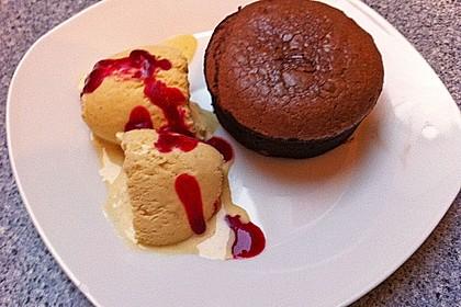 Warmer Schokoladenkuchen 20