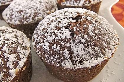 Warmer Schokoladenkuchen 7