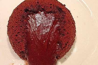 Warmer Schokoladenkuchen 16