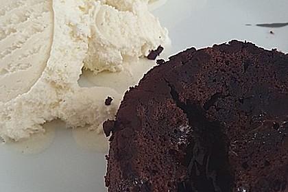 Warmer Schokoladenkuchen 8