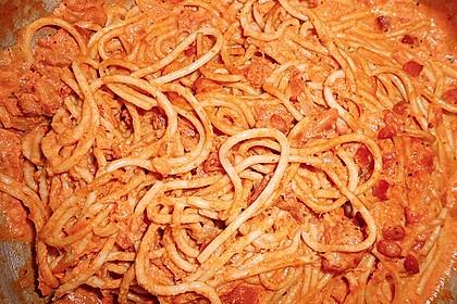 Penne - Tomate - Mozzarella á la Ed