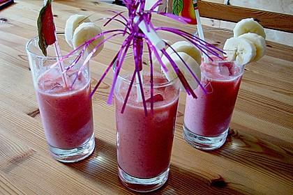 Erdbeer - Smoothie 11