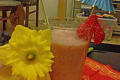 Erdbeer - Smoothie 26