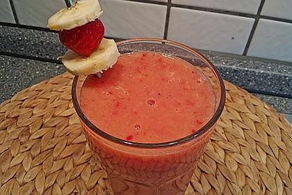 Erdbeer - Smoothie 17