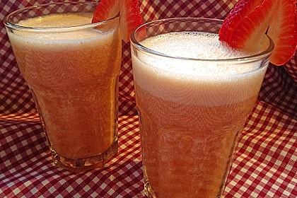 Erdbeer - Smoothie 16