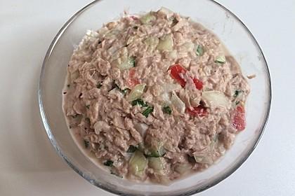 Thunfisch - Creme