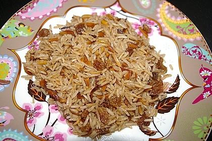 Mandel - Rosinen - Reis