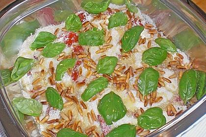 Spaghetti mit Cocktailtomaten 62