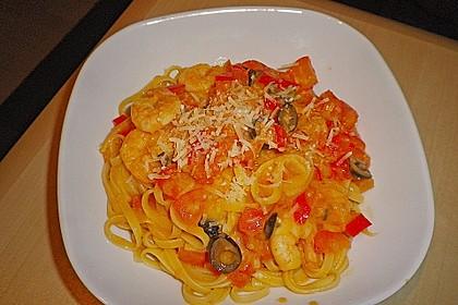 Spaghetti mit Cocktailtomaten 58
