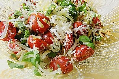 Spaghetti mit Cocktailtomaten 28