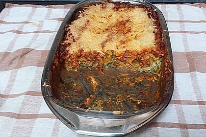 Spinat - Cannelloni al Forno