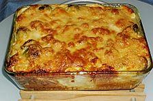 Rosenkohl - Kartoffel - Gratin