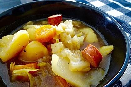 Spitzkohl-Kartoffeleintopf 9
