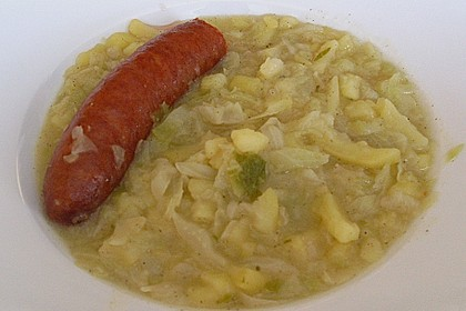 Spitzkohl-Kartoffeleintopf 10