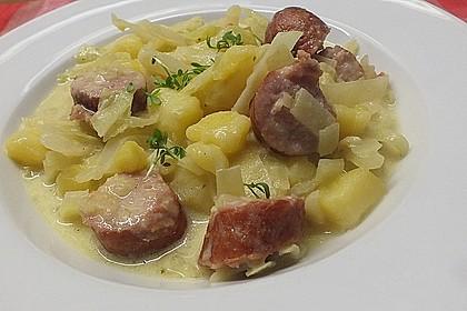 Spitzkohl-Kartoffeleintopf 8