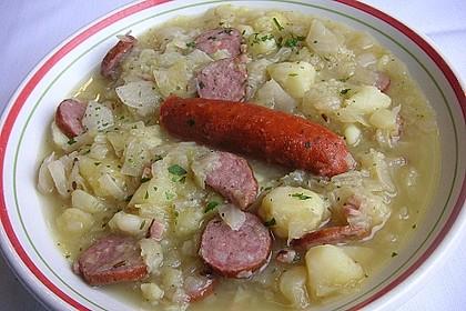 Spitzkohl-Kartoffeleintopf 7