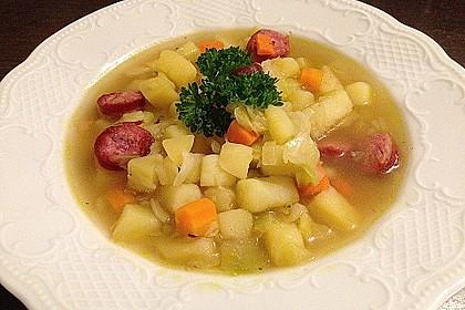 Spitzkohl-Kartoffeleintopf 2