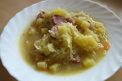 Spitzkohl-Kartoffeleintopf 25
