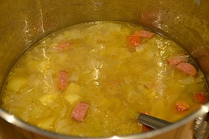 Spitzkohl-Kartoffeleintopf 13