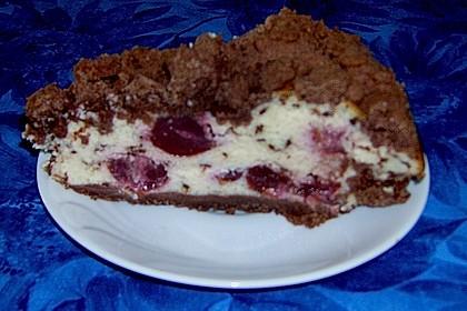 Kirsch - Schoko - Streusel - Kuchen 4