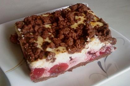 Kirsch - Schoko - Streusel - Kuchen 2