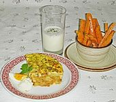 Mousaka mit Kartoffeln (Bild)