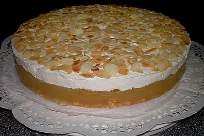 Apfelmus - Torte