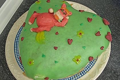 Apfelmus - Torte 10