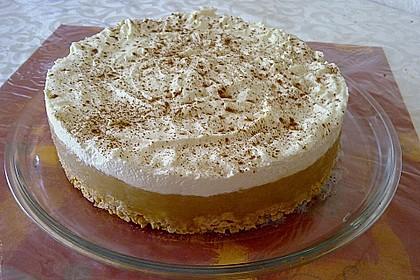 Apfelmus - Torte 1