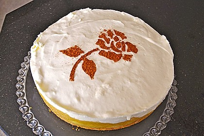 Apfelmus - Torte 3