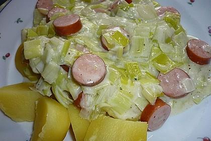 Porree - Gemüse 12