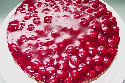 Fruchtige Kirsch - Cremetorte 1