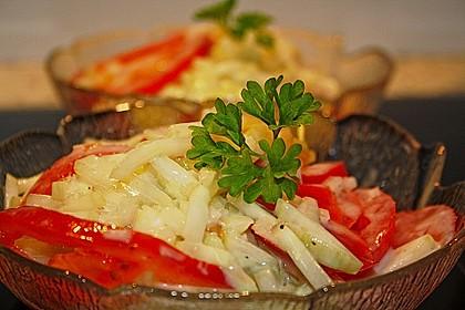 Tomaten - Gurken - Salat 2