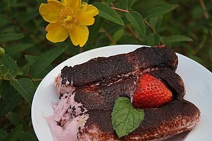 Erdbeer - Tiramisu 4
