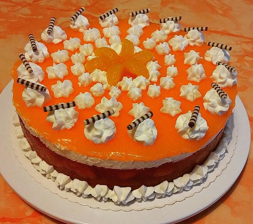 Friss Dich Dumm Kuchen Mit Mandarinen Wohndesign