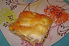 Sommerfrische Lasagne