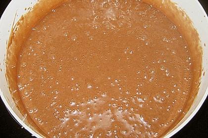 Schokokuchen mit Pudding und Kokosraspel 4