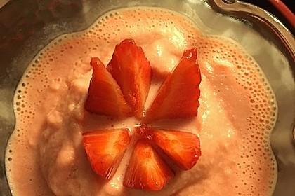 Erdbeer - Joghurt - Eis 1