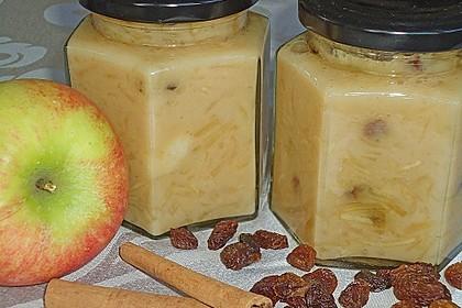 Apfel - Marmelade à la Wiener Strudel