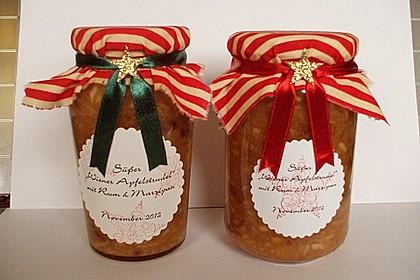 Apfel - Marmelade à la Wiener Strudel 2