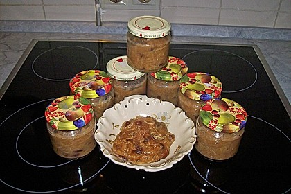 Apfel - Marmelade à la Wiener Strudel 8