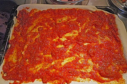Lisas Pizzasauce 9