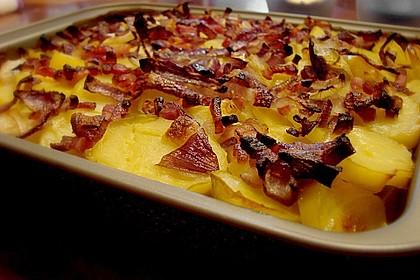 Kartoffel - Matjes - Auflauf 0