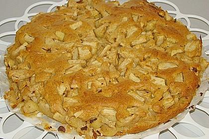 Dinkel - Apfelkuchen 4