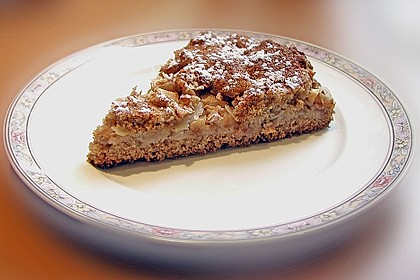 Dinkel - Apfelkuchen 0